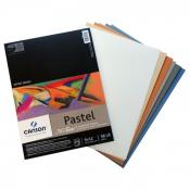 Canson Mi-Teintes Pastel Pad Assorted Colours 9