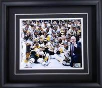 Pittsburgh Penguins 2017 Stanley Cup Champions Celebration Photo