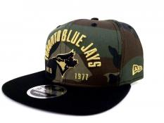 Toronto Blue Jays Camo Establisher 9Fifty Snapback