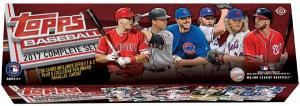 2017 TOPPS BASEBALL COMPLETE SET INCLUDES EXCLUSIVE PARALLELS Call for pricing