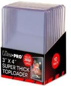 Ultra Pro 3x4 Super Thick 260pt Toploaders
