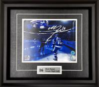 Mitch Marner Framed Autographed 8x10 Photo