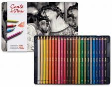 Conte Pastel Pencil Set - 24 Pack