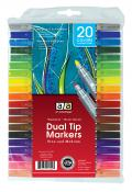 Art Advantage Washable Dual Tip Art Markers
