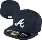 Atlanta Braves MLB Authentic Collection 59FIFTY