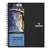 Canson Montval Watercolour Book 9
