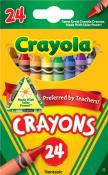 Crayola Crayons Box of 24
