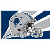 Dallas Cowboys 3×5 Flag