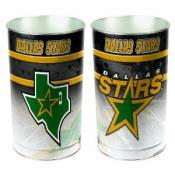 Dallas Stars Wastebasket