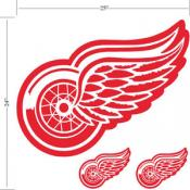 Detroit Red Wings Wall Applique