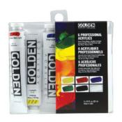 Golden Introductory Acrylic Paint Set