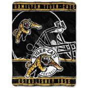 Hamilton Tiger Cats Micro Throw