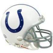 Indianapolis Colts Riddell Mini Speed Helmet