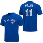 Kevin Pillar Player T-Shirt