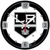 Los Angeles Kings 12 inch Round Clock