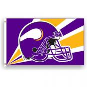 Minnesota Vikings 3 x 5 Flag