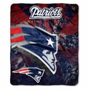 New England Patriots  Micro Throw
