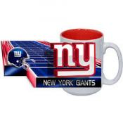 New York Giants 15 oz. Jumbo Mug