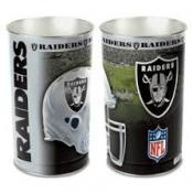 Oakland Raiders Wastebasket