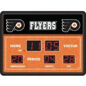 Philadelphia Flyers Digital Scoreboard Clock