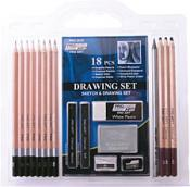 PRO ART Sketch and Draw Set