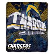 San Diego Chargers Micro Throw