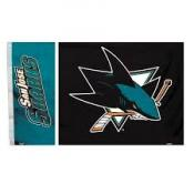 San Jose Sharks 3×5 Flag