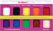 Sculpey Classic Oven-Bake Clay 10 Color Pack
