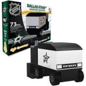 OYO Sports NHL 73-Piece Zamboni Set, Dallas Stars