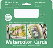 Strathmore Artist Papers 140lb Watercolour Cards & Envelopes