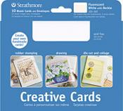 Strathmore Artist Papers 80lb Creative Cards & Envelopes