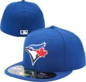 Toronto Blue Jays MLB Authentic Collection 59FIFTY