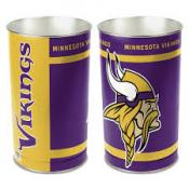 Minnesota Vikings Wastebasket