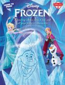 Disney Frozen Learn to Draw Book