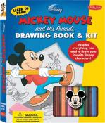 Mickey Mouse and His Friends Disney Learn to Draw Book & Kit