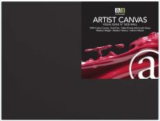 Art Advantage Black Canvas 8