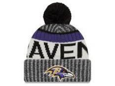 Baltimore Ravens Official Sideline Sport Knit