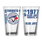 Toronto Blue Jays 16oz. Spirit Pint Glass