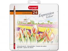 Bruynzeel Expression Coloured Pencils Set of 24