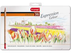 Bruynzeel Expression Coloured Pencils Set of 36
