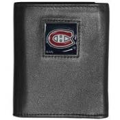 Montreal Canadiens Leather Wallet