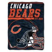 Chicago Bears Micro Throw