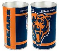 Chicago Bears Wastebasket