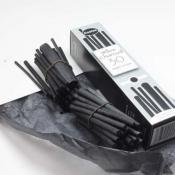 Coates Willow Charcoal 30 Assorted Short Sticks