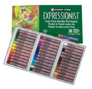 Cray-Pas Expressionist Oil Pastels  36 Pack