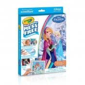 Crayola Frozen Colour Wonder Glitter Kit
