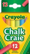 Crayola Coloured Chalk