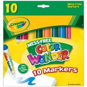 Crayola Colour Wonder Mess Free Markers