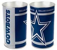 Dallas Cowboys Wastebasket
