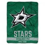 Dallas Stars Micro Throw